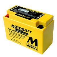 MBT9B4 Motobatt AGM Motorcycle Battery 12v 9Ah 115CCA (YT9B-BS, YT9B-4) Buy Online from The Battery Shop